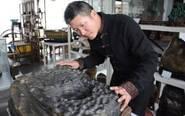 泰州大叔天南地北捡石头 建赏石博物馆