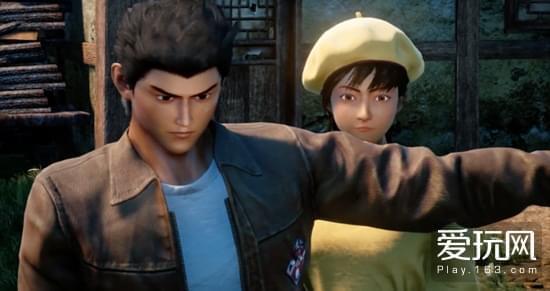 《莎木3》首个官方预告片发布  延续系列风格