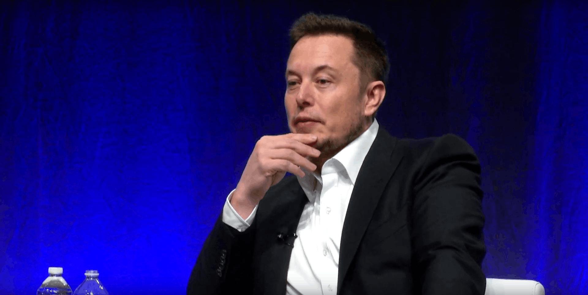 特斯拉CEO马斯克:10年后美国新车半数为电动车