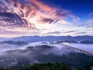 去重庆这些地方看日出云海 照片分分钟刷爆朋友圈