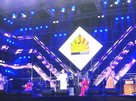 视频:第三届大激店世界音乐节精彩上演