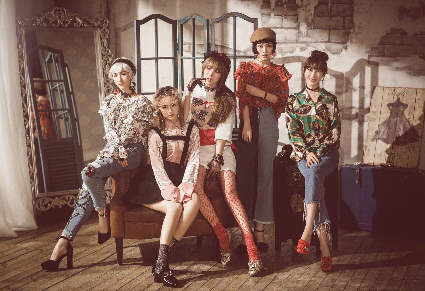 YEP GIRLS女团新单《It's Alright》MV首发
