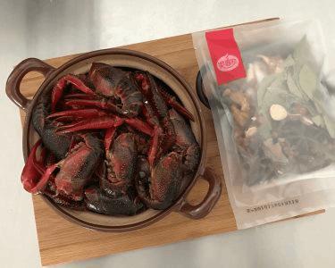 红红火火卤汁小龙虾好吃到舔盘