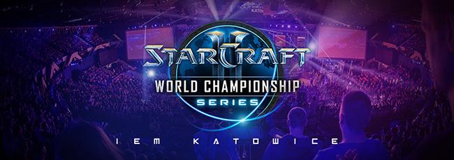 星际争霸2:IEM2018卡托维兹站对阵专题