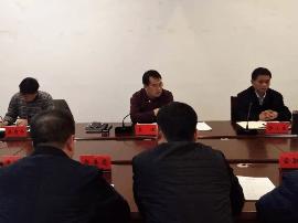 渑池县召开脱贫攻坚指挥部第二次调度会议