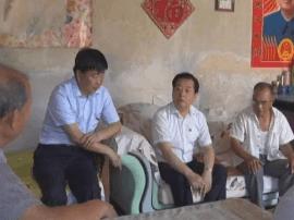 运城市委常委邓雁平到绛县走访慰问困难党员