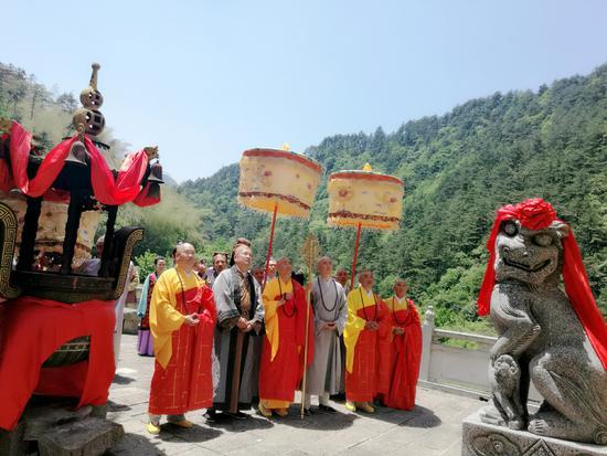 《地藏之尊》杀青 张春主演地藏王菩萨受期待
