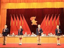 吉林省第七次少代会隆重开幕