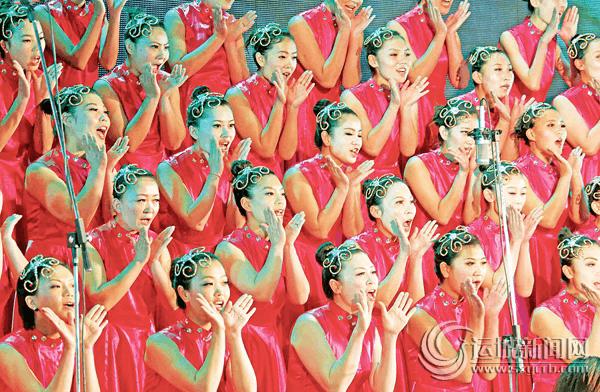 运城市将举办第四届职工合唱艺术节