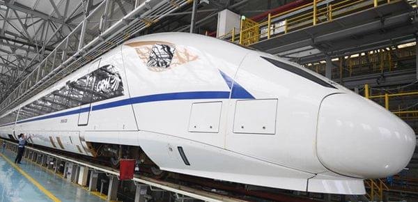 CRH3A型动车组将投运 可适应两种运营模式