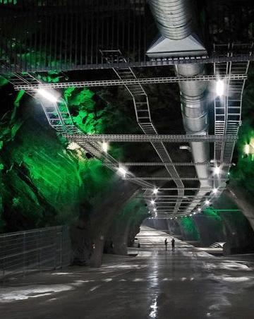 废弃矿山内的数据中心:能成全球最大吗