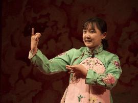 体验京剧之美 让传统文化再放光彩