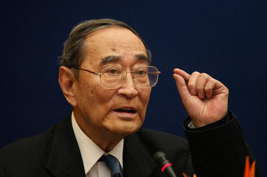 网易研究局|87岁厉以宁最新演讲 讲透经济学新变化