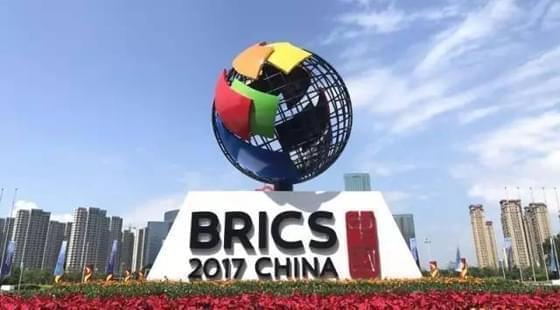 厦门会晤开幕 九牧为中国实业代言