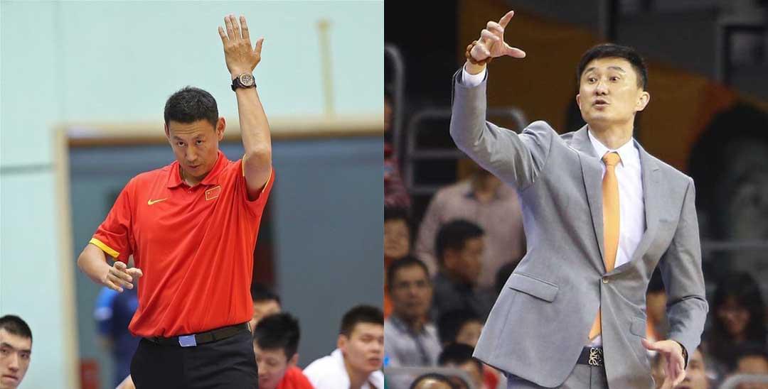 篮协副主席:选李杜是给本土教练补课 姚明敢于担当