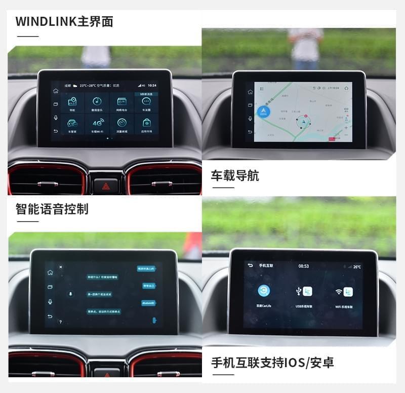 目标年轻新一代 网易汽车试驾东风风神AX4