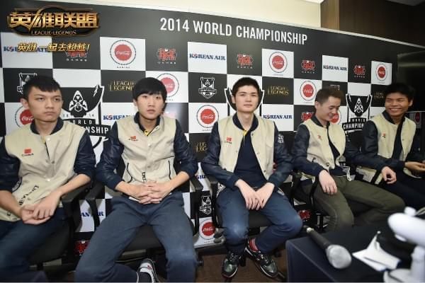 全球总决赛倒计时 Uzi两次进入冠军战