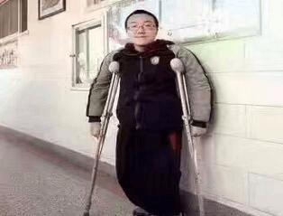 残疾考生VS清华大学:一段爱与坚强的佳话
