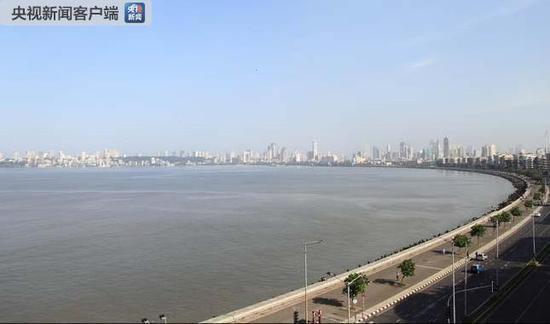 孟买海滨大道↑↑图片来自网络