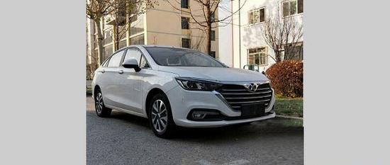 或将北京车展发布 新一代EU系列命名EU5