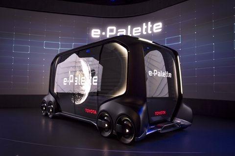 丰田汽车欲转型移动出行公司 与滴滴达成合作