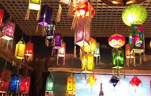 清园灯笼文化节最炫中国风VS 浓浓国际范儿