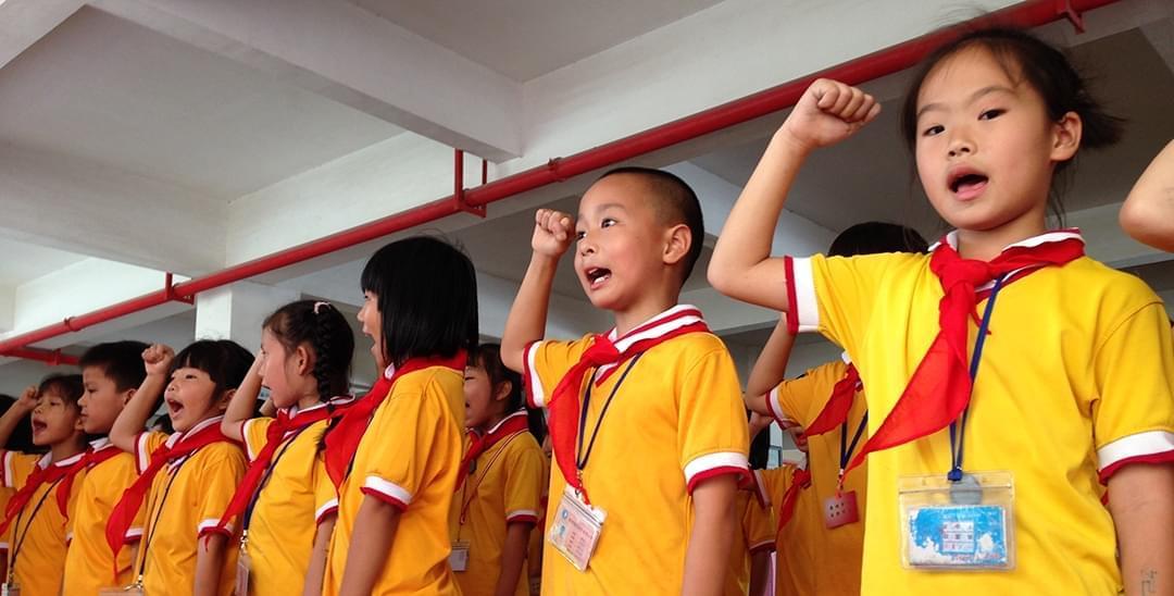 """香洲小学平均班额近50人 """"瘦身""""压力大"""