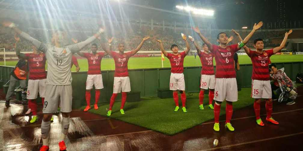 30-1!恒大开场2分钟就打爆香港队 不服来战!