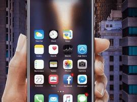 iPhone8最新消息:平面无边框OLED屏幕