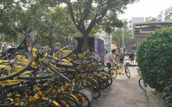 香洲区成立管理领导小组,共享单车管理进入2.0时代