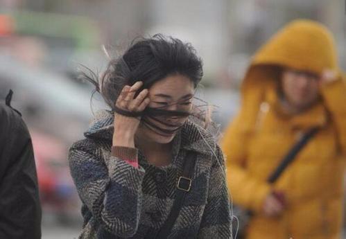 @东莞人 广东降温3℃—5℃ 天气转湿冷