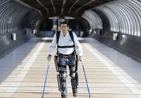 康复者的福音 穿上这款机器人外骨骼便能自由转