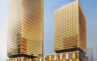 新区CBD精装智能准现写字间——润德大厦全新房源倾情