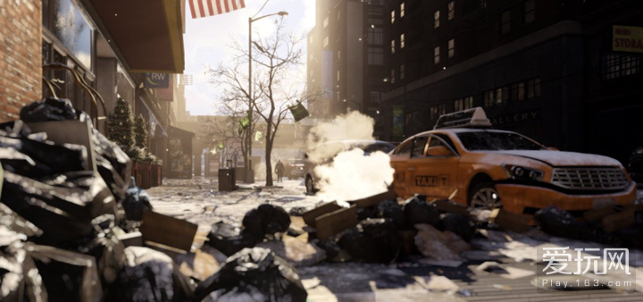 《全境封锁》拍照工具制作者被育碧永久封号