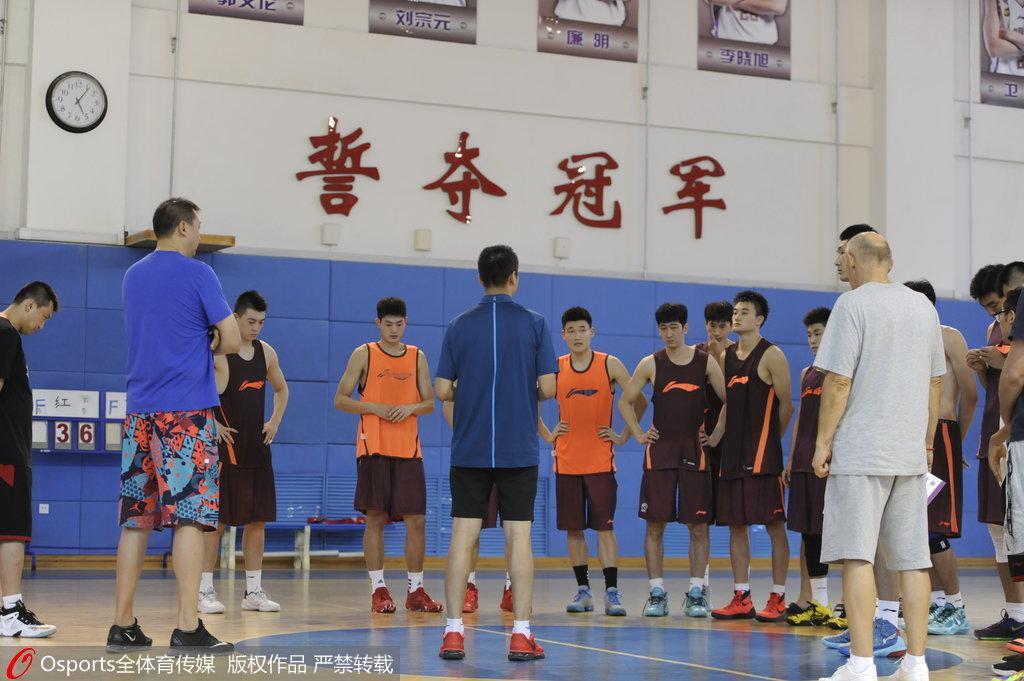 CBA公司检查辽宁体育馆 若晋级4强回沈可能性大增