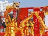 制花灯 猜灯谜…宁波市民欢度元宵佳节