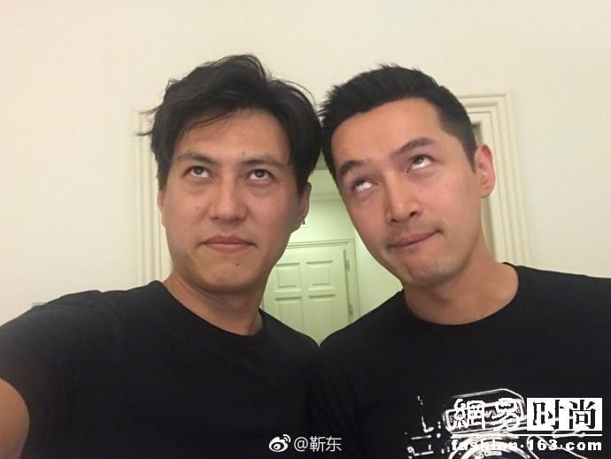 靳东胡歌米兰聚首王俊凯霸气走秀 中国男星挤爆男装周
