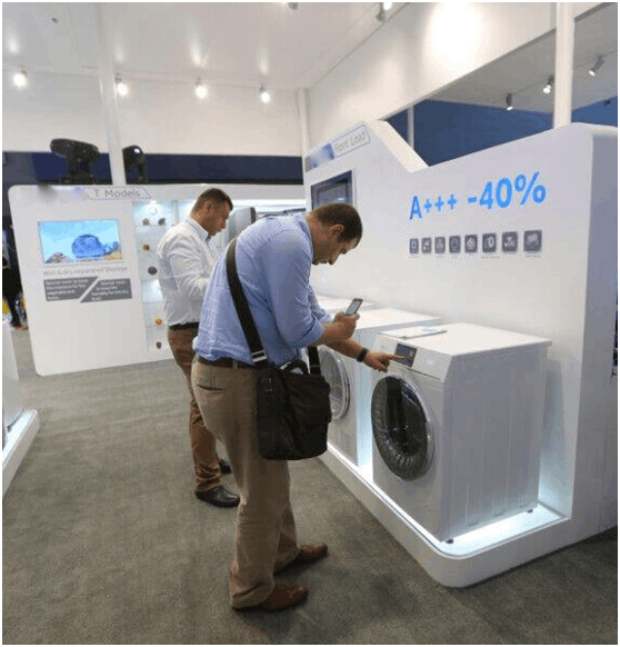 卡萨帝洗衣机首登越南以完善全球化市场布局