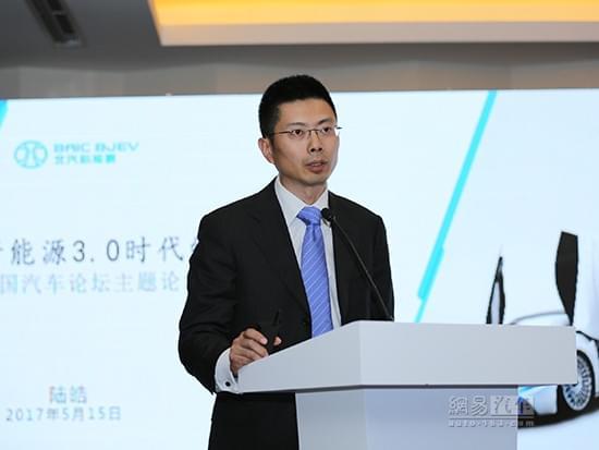 陆皓:中国新能源汽车企业已经站在全球前列