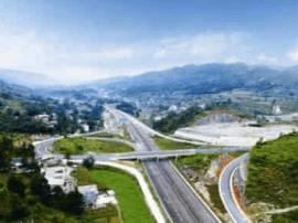 厦蓉高速改扩建工程漳州段 完成年度投资逾六成