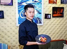 【美食诞生记录】型男主厨回国创业