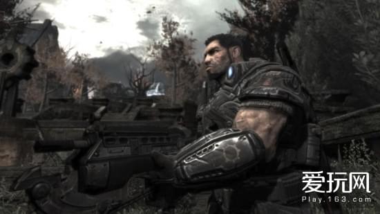 游戏史上的今天:纯爷们的战斗盛宴《战争机器》
