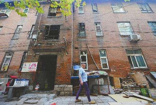 棚改助推 刚需仍在 城区二手房市场火了