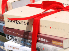 河津市国税局捐赠图书80余本