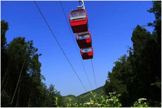 北碚金刀峡景区对游客开放 门票五折优惠