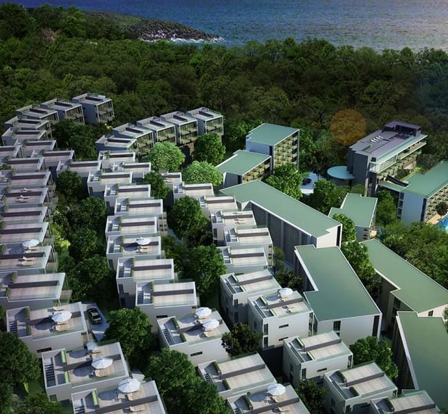 卡塔海滩公寓 包租 首付需9万起