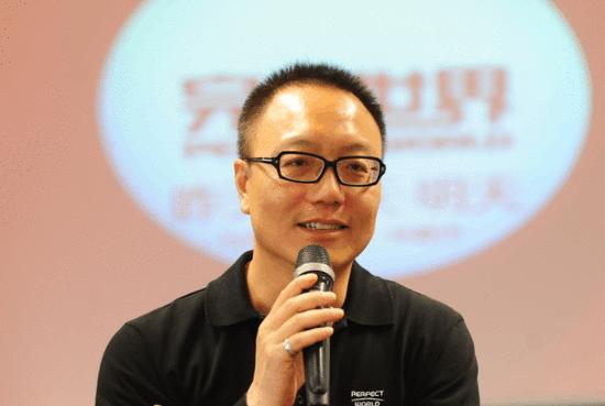 完美世界萧泓:游戏可以用来传播中国文化