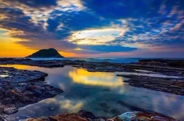 超唯美!惠州黑排角,天涯下的海角