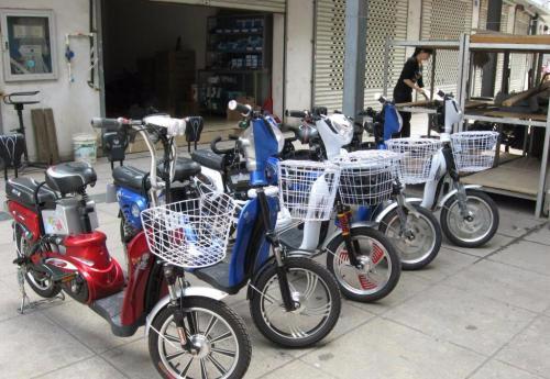 《电动自行车安全技术规范》国家标准报批稿公示