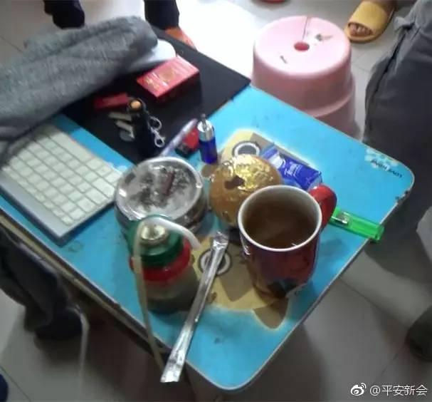 广东警方当场震惊!毒窝里发现4岁小孩